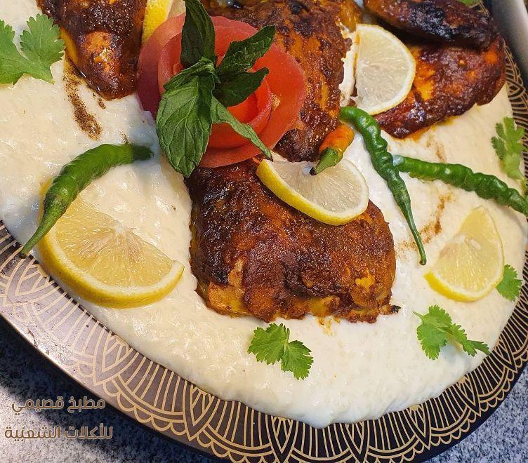 صور اكلة السليق السعودي الحجازي بالدجاج saleeg recipe
