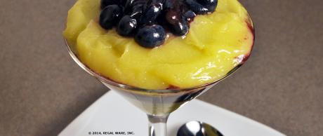 Blueberry Lemon Curd Parfait  Saladmaster Recipes
