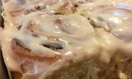 The Best Cinnamon Rolls Recipe