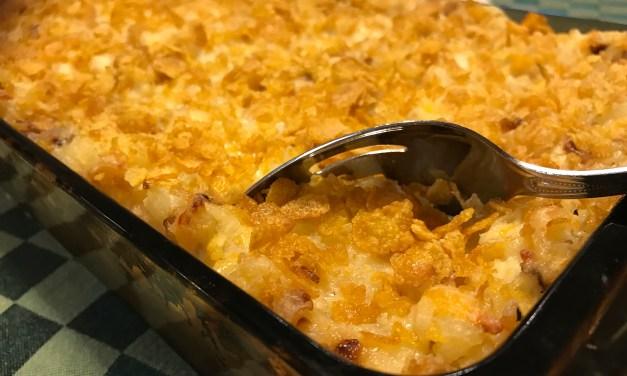 Golden Potato Casserole (Funeral Potatoes)