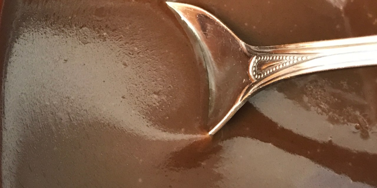 Aunt Cary's Hot Fudge