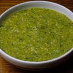 Delicious Green Salsa