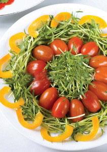 salad rau mam