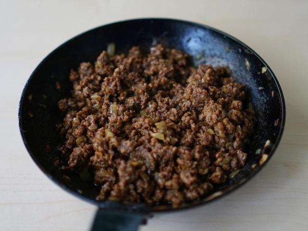 Hướng dẫn làm bánh rán nhân cà ri kiểu Nhật cực nhanh, ăn rất hấp dẫn - 5