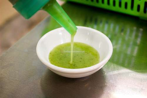 Cách làm sốt muối ớt xanh