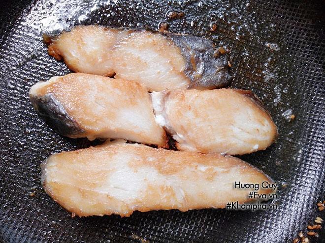 Cách làm món cơm chiên cá mặn cực ngon - 3
