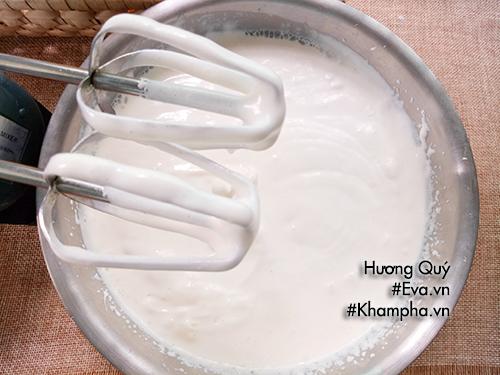 Trời nóng bức, vào bếp tự làm kem sữa chua ngọt mát đãi cả nhà - 2
