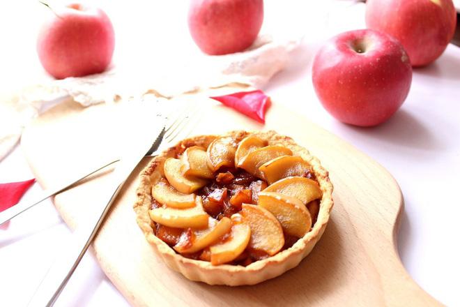 Ngọt ngào thơm nức bánh táo caramel - Ảnh 7.