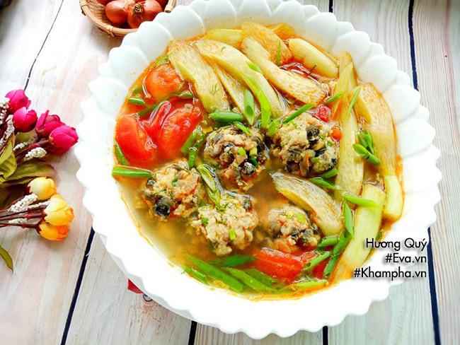 Canh ốc nấu chua thơm ngon đưa cơm ngày nắng nóng - 8