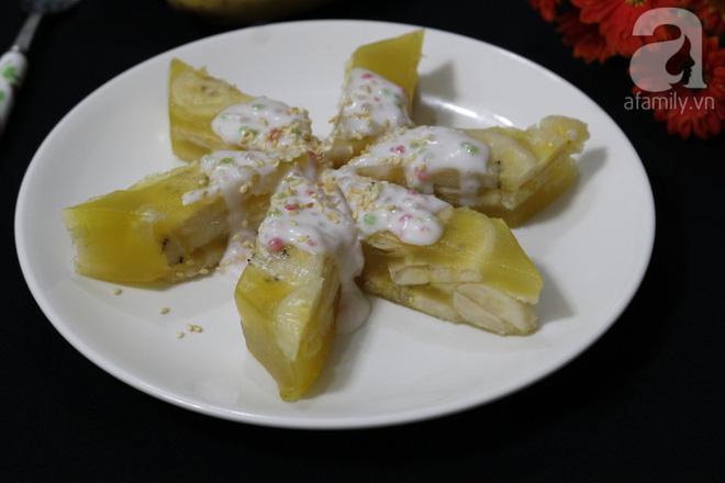 Dùng chuối cũ làm ngay bánh chuối hấp cốt dừa thơm lừng - Ảnh 6.