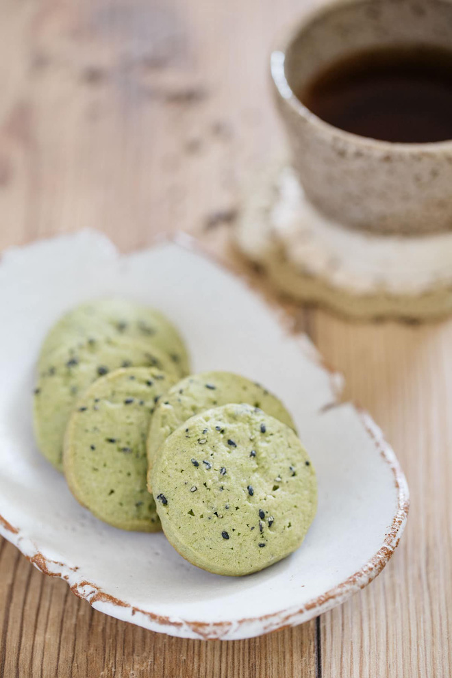 Làm bánh quy trà xanh đảm bảo khiến ai ăn cũng phải mê liền - Ảnh 6.