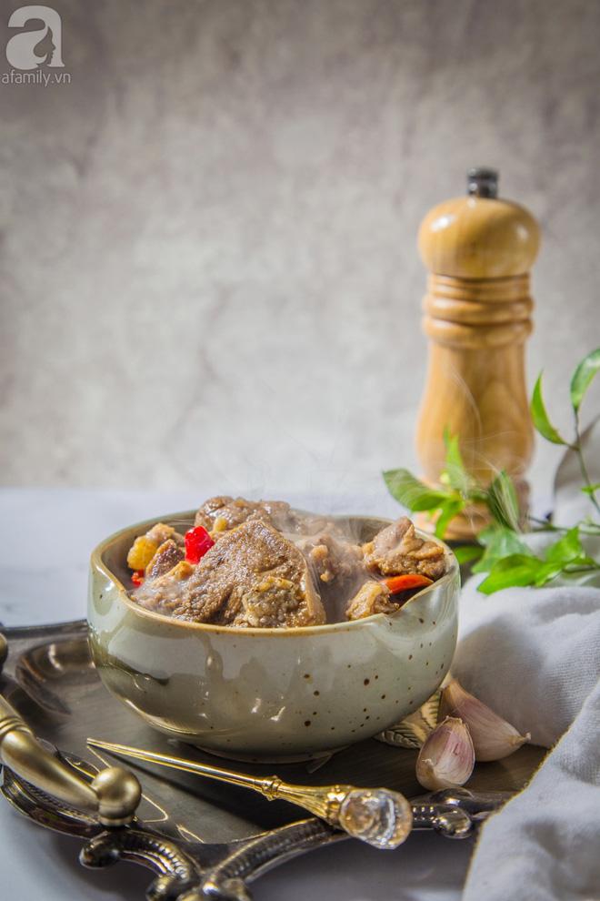 Món ngon cuối tuần: Lưỡi heo khìa nước dừa - Ảnh 7.