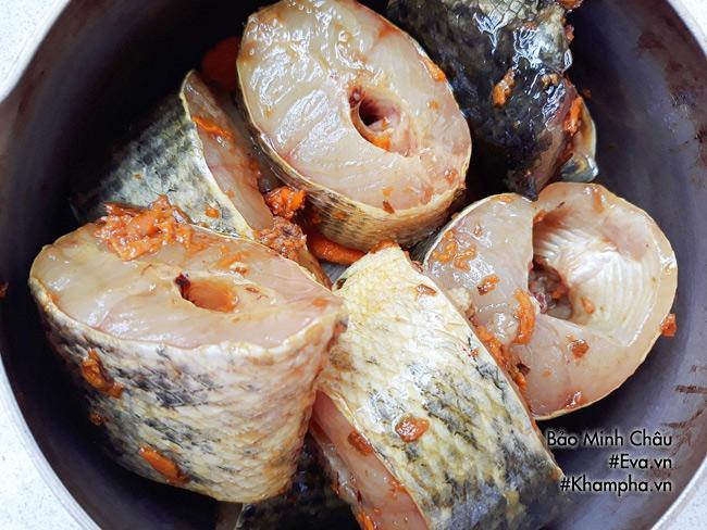 Đánh bay nồi cơm với cá lóc kho nghệ đậm đà, thơm nức mũi - 7