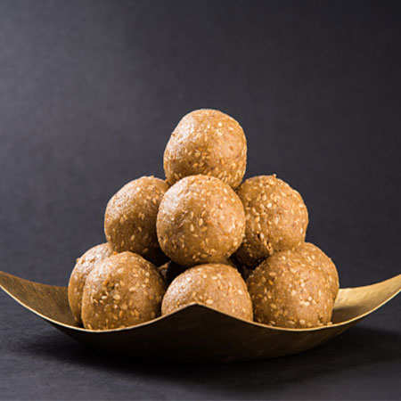 Sesame Jaggery Balls Recipe By Pankaj Bhadouria On Times Food