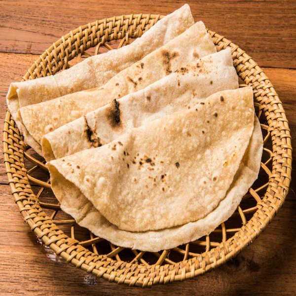 Chapati Recipe  How to Make Chapati  Quick Chapati Recipe