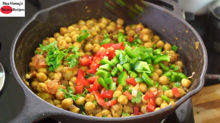Healthy Chickpea Channa Salad Recipe For Weight Loss Easy Dinner Recipes To Lose