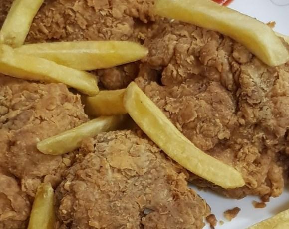 KFC Chicken Recipe!