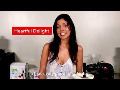 Healthy heart juice recipe