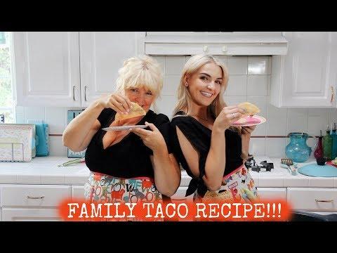 Family FAVORITE Taco Recipe!! | Rydel Lynch