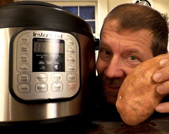 Can You Cook Sweet Potatoes In The Instant Pot?