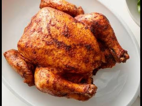 Cook a Chicken in the Instant.POLLO AL INSTANTE