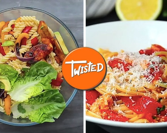 "4 Tasty And ""Healthy-ish"" Recipes 