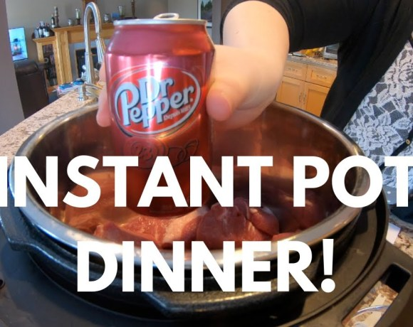 RECIPE / SUPER EASY INSTANT POT PULLED PORK!!