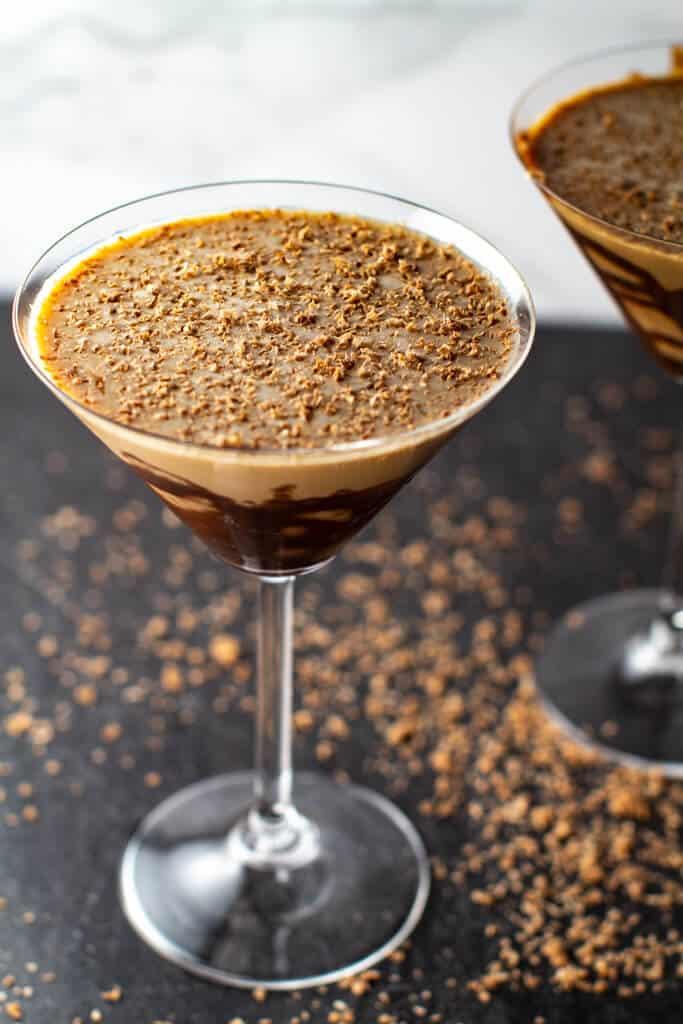 Chocolate Martini Cocktail recipe