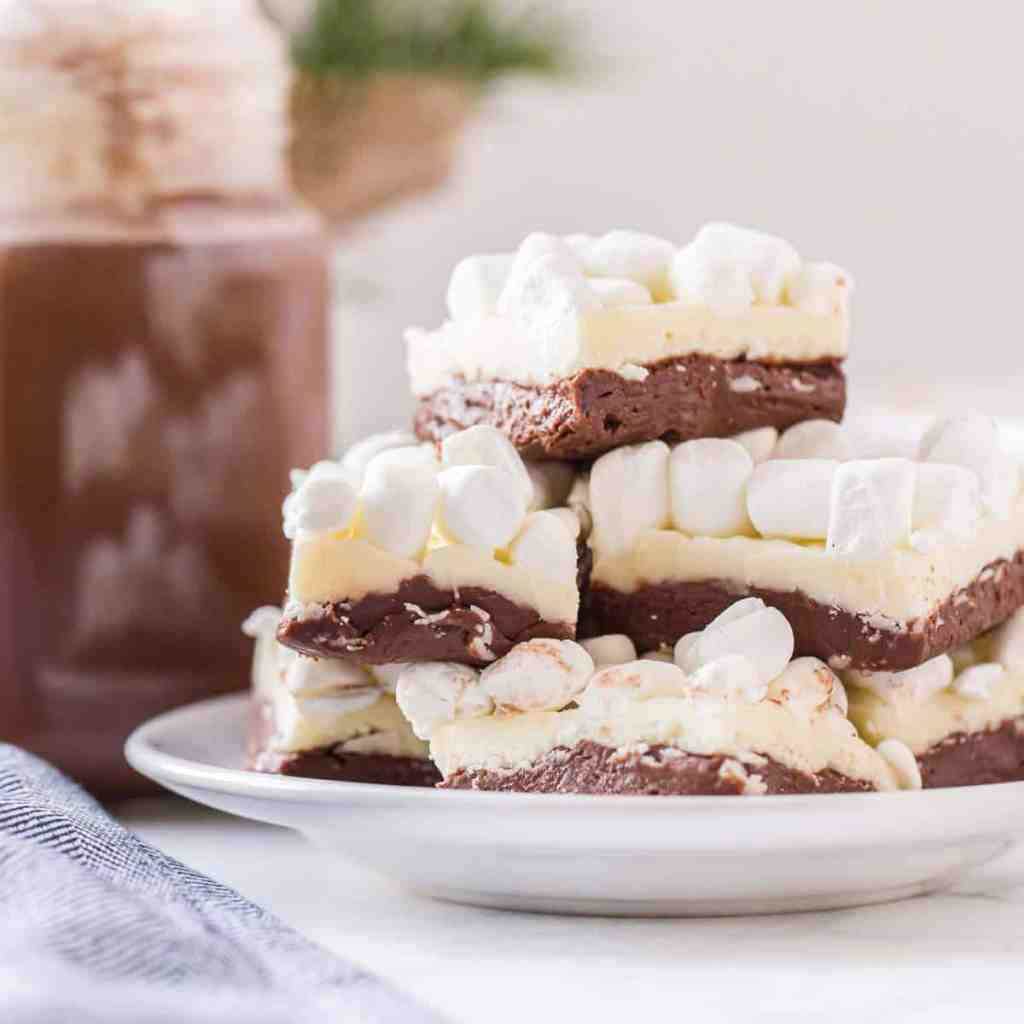 Hot Chocolate Fudge Recipe