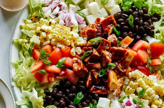 Colorful and Filling Salad Recipes
