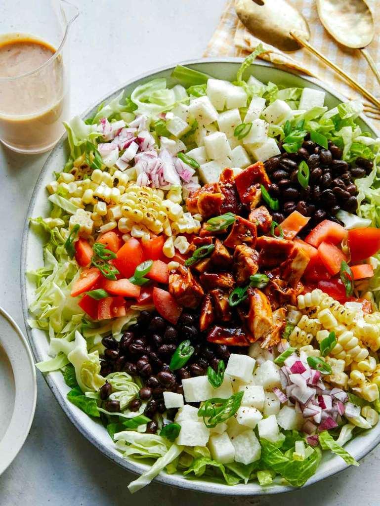 loaded-BBQ-chicken-salad