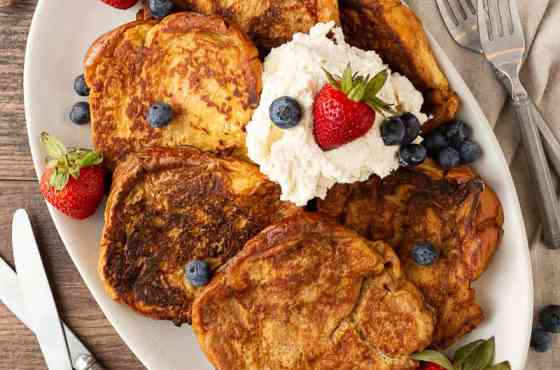 Decadent Mother's Day Brunch Recipes