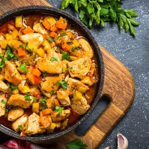 chicken veggie, stew, how to make chicken stew, chicken stew recipe