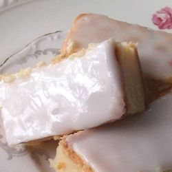 quick and easy custard slices