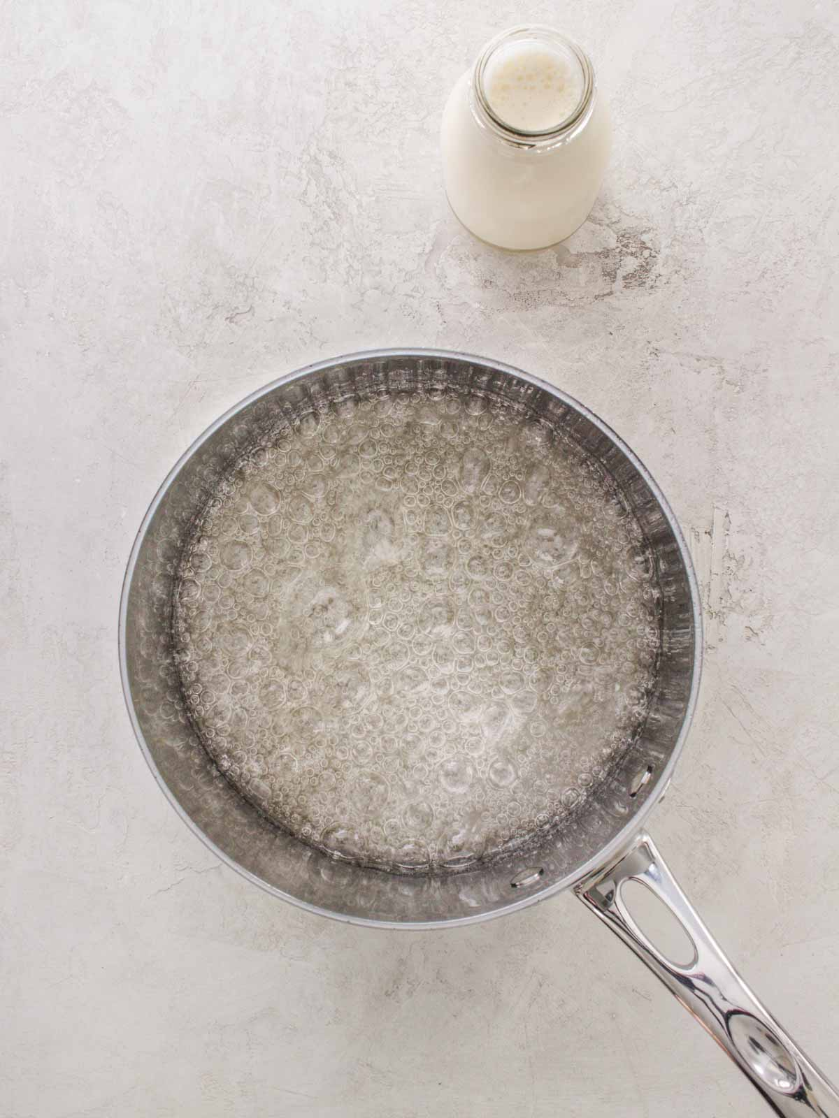 sugar boiling