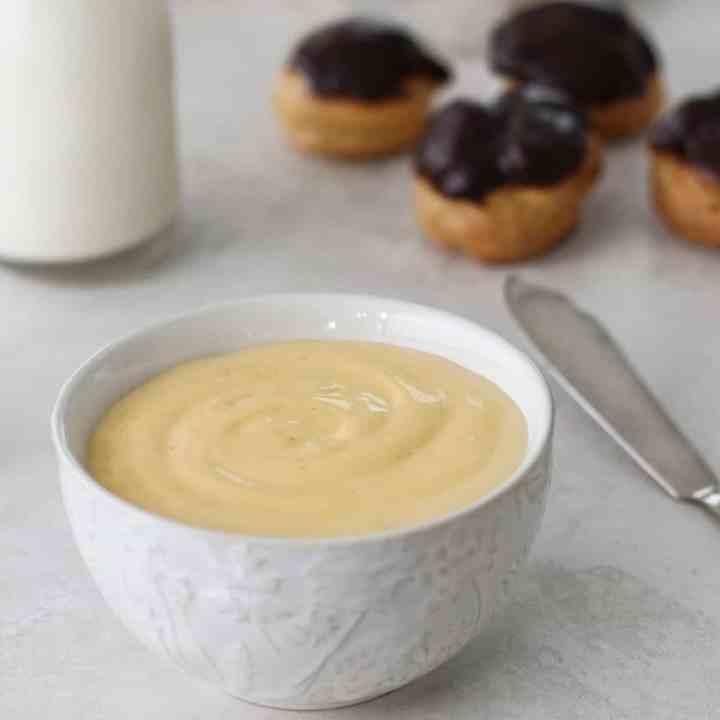 Pastry Cream (Creme Patisserie)