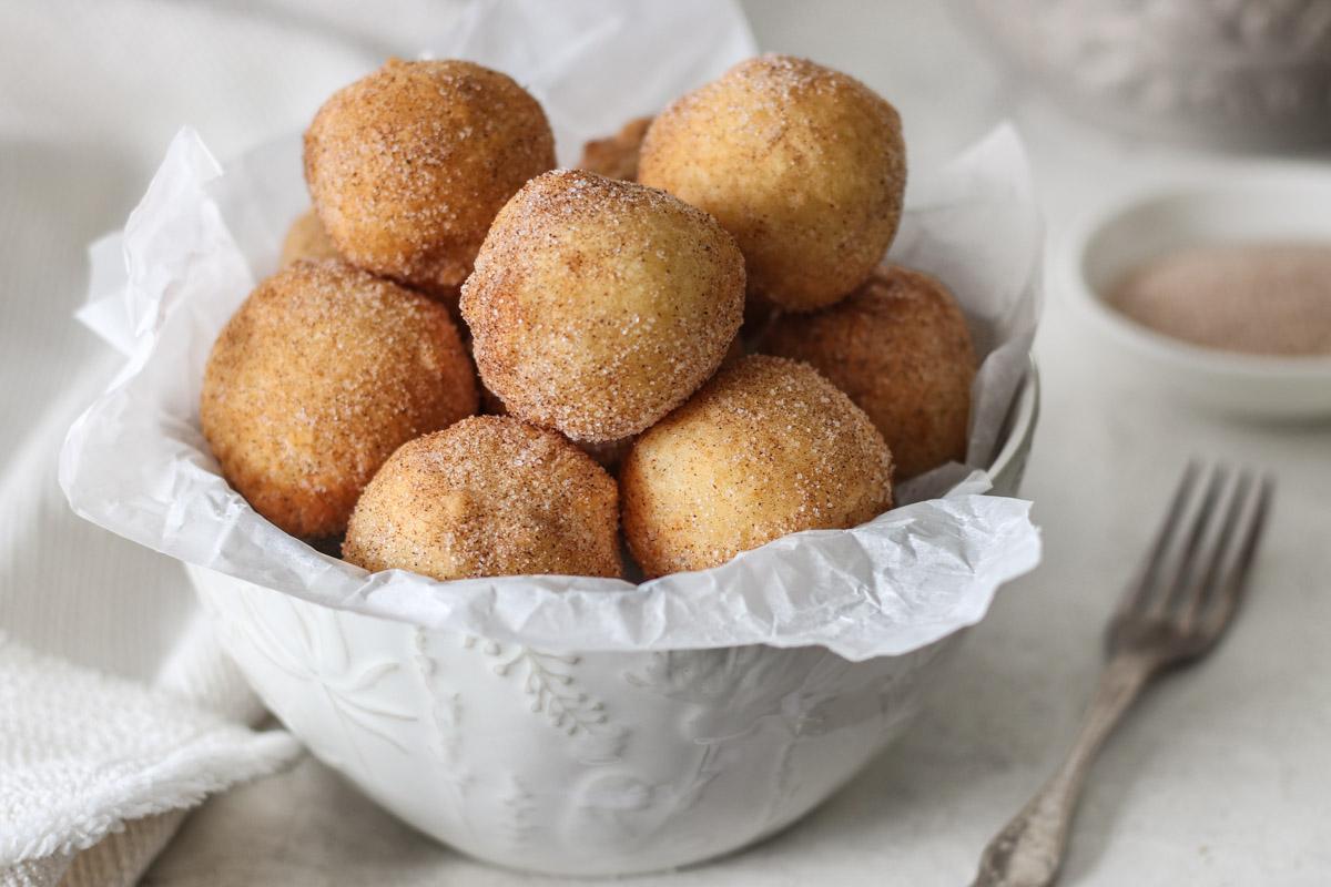 2 Ingredient Donuts