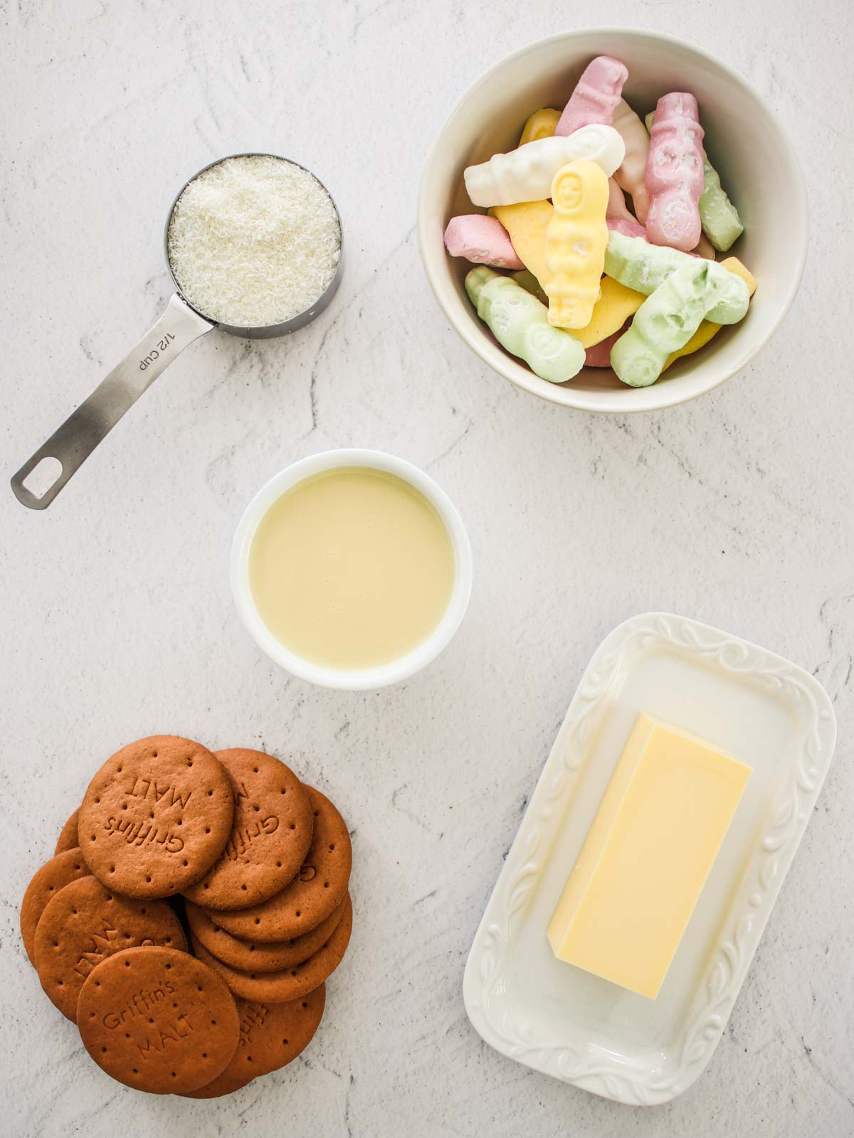 Lolly Cake Ingredients