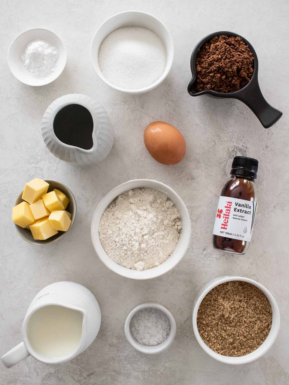 chocolate self saucing pudding ingredients