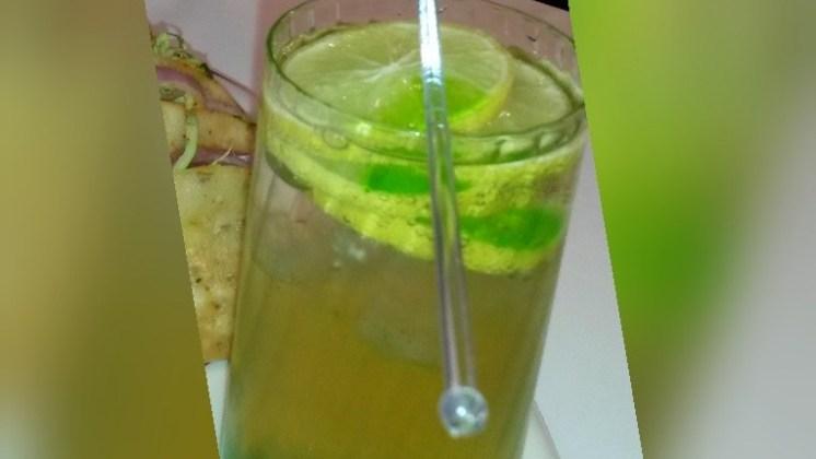 Apple Kiwi Lemonade