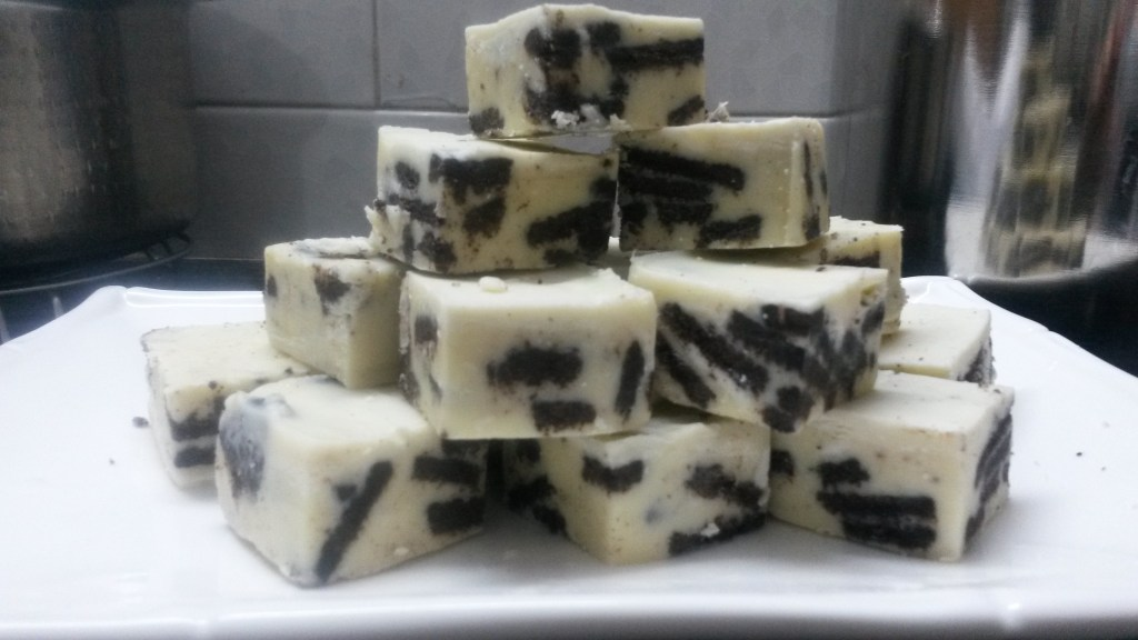 Black & White Fudge