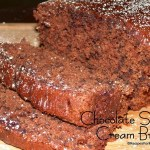Read more about the article Chocolate Sour Cream Bread