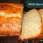 Read more about the article Moist Banana Bread