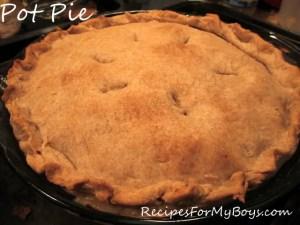 Pot Pie Your Way