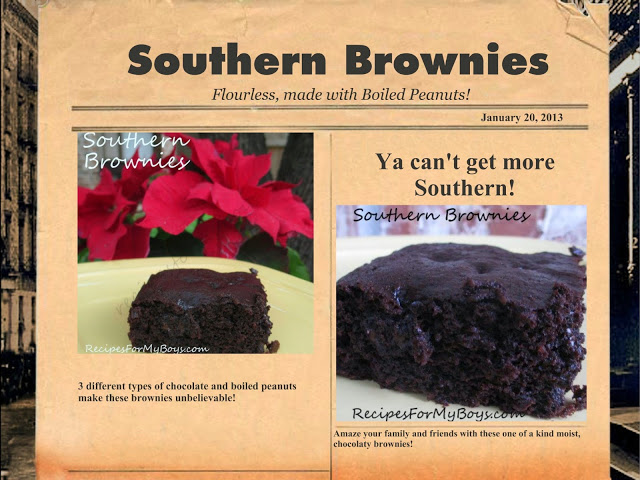 Southern Brownies
