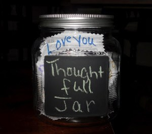 Thought Full Jar
