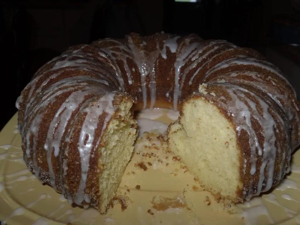 Lemon Fizz Cake