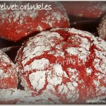 Read more about the article Red Velvet Crinkles