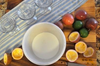 Cream & Condensed Coconut Milk