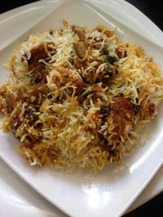 mutton biryani recipe 1
